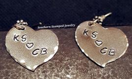 Cute Couple's Earrings