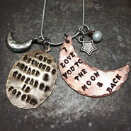 Love Between A Mother And Daughter/Love You To The Moon Mixed Metal