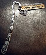 Silver Bookmark w/ Bronze Bar