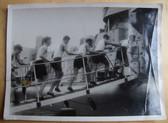 kmpc003 - Kriegsmarine German Pressfoto - sports in the Navy