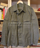 oo117 - East german NVA Army FDA Strichtarn Camo Jacket Summer - different sizes available