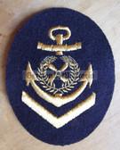 om591 - Obermaat Volksmarine Flieger Marineflieger - Navy Air Service - sleeve patch