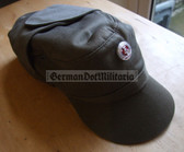 wo138 - East German Zivilverteidigung ZV Civil Defence Ski Cap Baseball type - different sizes are available