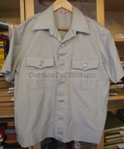 wo103 - Volkspolizei VP East German Police Uniform Summer blouse shirt with short sleeves - different size available