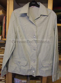 wo175 - female Volksolizei VP East German Police Uniform blouse shirt with long sleeves - different size available