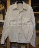 wo176 - NVA and Grenztruppen officer summer walking out blouse shirt - different sizes available