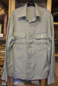 wo177 - Volksolizei VP East German Police Uniform Summer shirt with long sleeves - different size available