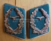 sbbs027 - 3 - Air Force Staff Officer Collar Tabs - Dress Uniform