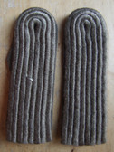 sbfd033 - FELDDIENST BLANK OFFICER - all branches of the army and border guards - pair of shoulder boards