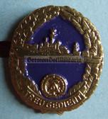 om962 - NVA Volksmarine VM Navy Reservist badge in box