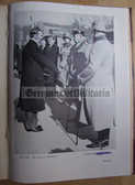 ob003 - SCHICKSALSBUCH DES DEUTSCHEN VOLKES - German history upto Adolf Hitler many photos - huge book
