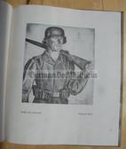 lwb001 - ZWISCHEN EMS UND SCHELDE - Luftwaffe soldiers in Holland with many photos & illustrations