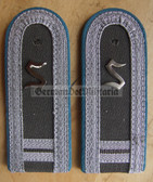 sbl016 - 12 - OFFIZIERSSCHUELER YEAR 2 - Luftstreitkraefte - Airforce - pair of shoulder boards