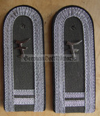 sblab010 - 5 - FAEHNRICHSCHUELER 2nd year - PIONIERE - Army Engineers - pair of shoulder boards