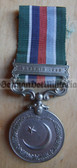 wm001 - Tamgha-i-Diffa, 1947 - Pakistan Defence Medal with Kashmir 1948 bar