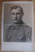 wpc005 - Wehrmacht Gefreiter Studio Portrait photo