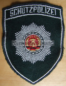 om198 - 5 - SCHUTZPOLIZEI SLEEVE PATCH - VP Police