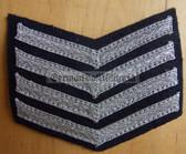 om218 - TraPo Transportpolizei Transport Police 20 years service sleeve rank patch chevron