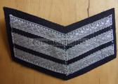 om210 - 2 - TraPo Transportpolizei Transport Police 15 years service sleeve rank patch chevron