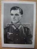 wpc487 - Wehrmacht Obergefreiter studio portrait photo