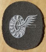 om133 - 7 - NVA KFZ TECHNISCHER DIENST - driver - qualification sleeve patch