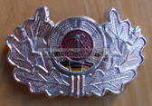 sbbs056 - 7 - East German Volunteer Firefighters Visor Hat insignia - visor cockade