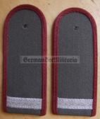 sbmfs002 - GEFREITER - Staatssicherheit MfS Wachregiment - State Secret Police - pair of shoulder boards