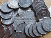 om106 - 79 - East German 5 Pfennig money coin - issued
