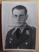 lwpc015 - c1939 dated Luftwaffe studio portrait photo