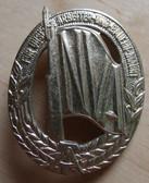 om360 - 25 - full size East German NVA Army sports badge - worn on uniforms