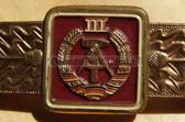 qs002 - 2nd model - 1963 to 1985 - Qualifizierungsspange qualification clasp GENERAL troops - worn on uniforms