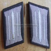 sbbs010 - 8 - pair of NVA enlisted EM Collar Tabs - Dress Uniform