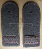 sbfdx003 - 20 - FELDDIENST STABSGEFREITER - from early 1970's - all branches of the army and border guards - pair of shoulder boards