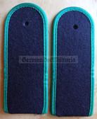 sbgbk001 - 7 - MATROSE - Grenzbrigade Kueste - Coastal Border Guards - pair of shoulder boards