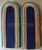 sbgbk004 - 5 - MAAT - Grenzbrigade Kueste - Coastal Border Guards - pair of shoulder boards