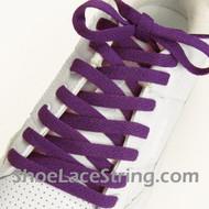 Purple 54INCH Shoe Laces Purple Shoe Strings 2Pairs