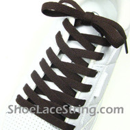 Brown 54INCH Shoe Laces Brown Shoe Strings 2Pairs