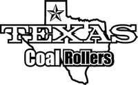 Texas Coal Rollers Decal