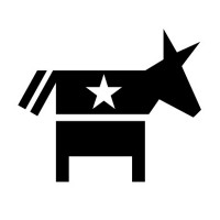Democrat Donkey Decal