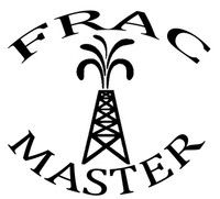 Frac Master (Oilfield Derrick) Decal