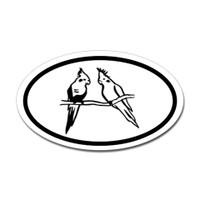 Bird Oval #10