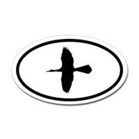 Bird Oval #11