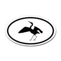 Bird Oval #12
