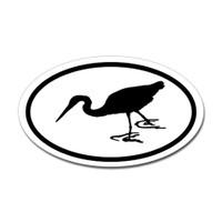 Bird Oval #14