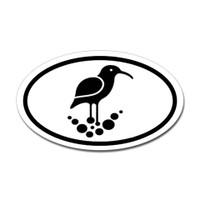 Bird Oval #16