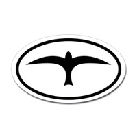 Bird Oval #20