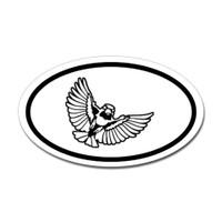 Bird Oval #21