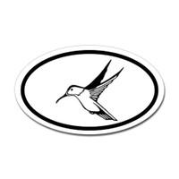 Bird Oval #22