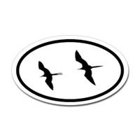 Bird Oval #28