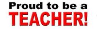 Proud To Be A Teacher - Bumper Sticker